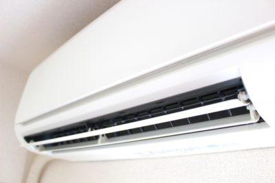 エアコン快適な部屋