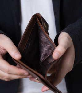 年収0円、貯金ゼロ